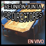 Reuniones Junta Directores